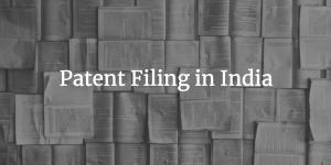 patent attorney india